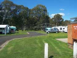 Island Park Caravan Park