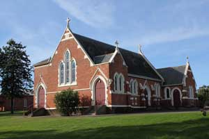 Casterton Catholic Church