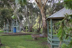 Park and recreation areas in and around Casterton